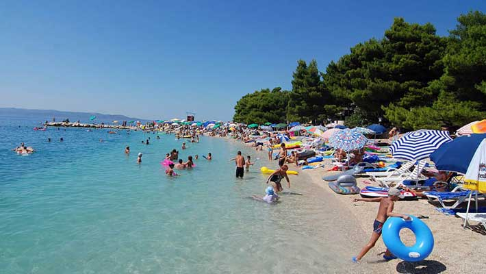 makarska holiday home