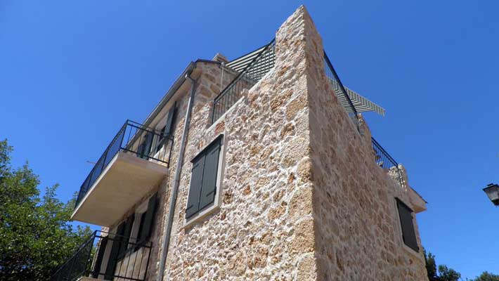 Makarska Rivera Traditional Dalmatian Stone House