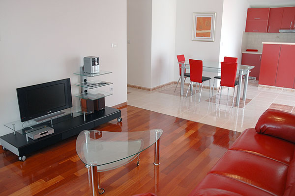 makarska luxury apartments